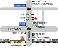 シンメトリー・ジャパンセミナールーム